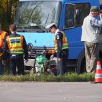 Teherautó gázolt halálra egy motorost Szentesnél